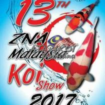 13th ZNA Malaysia Koi Show 2017