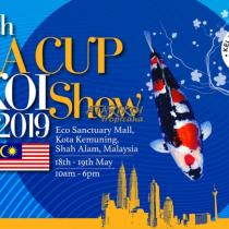 14th ZNA Malaysia Koi Show 2019