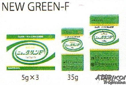 JPD NEW GREEN-F Medicine
