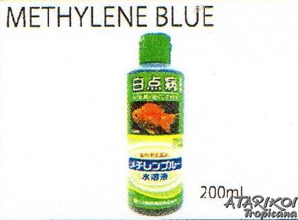 Japan pet design methylene blue medicine for Methylene blue fish