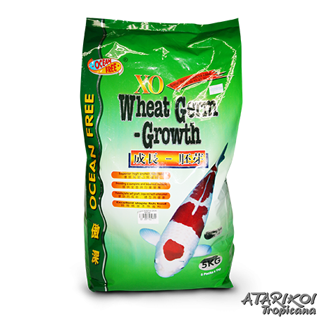 Wheat Germ Grow